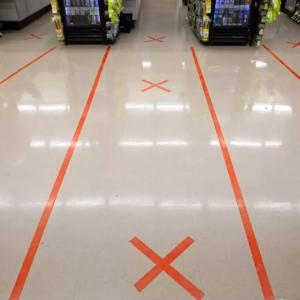 Banda marcare/protectie 3M 764i vinil orange, 50mm x 33m, marcare terenuri sport indoor, 700062998232
