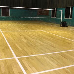 Banda marcare/protectie 3M 764i vinil alb, 50mm x 33m, marcare terenuri sport indoor, 700062996662