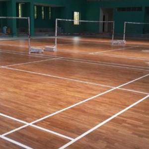Banda marcare/protectie 3M 764i vinil alb, 50mm x 33m, marcare terenuri sport indoor, 700062996663