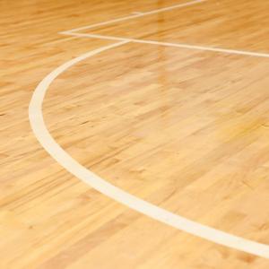 Banda marcare/protectie 3M 764i vinil alb, 50mm x 33m, marcare terenuri sport indoor, 700062996661