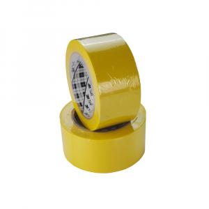Banda marcare/protectie 3M 764i vinil galben, 50mm x 33m, marcare terenuri sport indoor, 700062996414