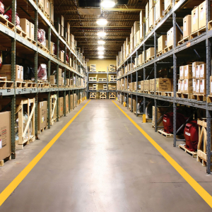 Banda marcare/protectie 3M 764i vinil galben, 50mm x 33m, marcare terenuri sport indoor, 700062996412
