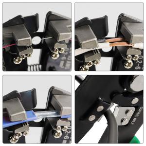 Decablator universal de precizie Engineer PAW-02, ajustare automata diametru, 2 in 1 (taiere, dezizolare)2