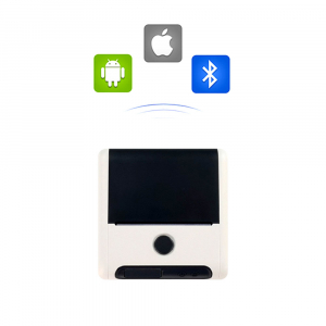 Imprimanta termica portabila multifunctionala M200 Bluetooth, aparat de etichetat pentru etichete format mare in rola, acumulator Li-Ion 2600 mAh, cablu date, rola suport etichete ajustabila1
