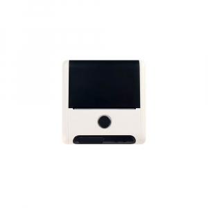 Imprimanta termica portabila multifunctionala M200 Bluetooth, aparat de etichetat pentru etichete format mare in rola, acumulator Li-Ion 2600 mAh, cablu date, rola suport etichete ajustabila0