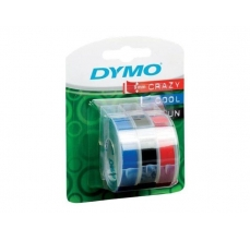Promo Pack Dymo Omega Home Embossing Label Maker and 3D Plastic Embossing Labels30