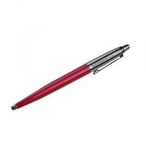Pix cu mecanism PARKER Jotter, 0.8 mm, rosu cu logo sancogrup0
