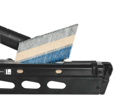 Pistol de batut cuie in banda Rapid PFN3490, pneumatic, cuie tip 34/50-90mm1