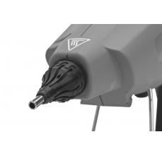 Pistol de lipit industrial Rapid EG380, 400W, 2.200g/h, cu diametrul de 12mm2