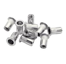 Piulite Nit Rapid M4, galvanizate, burghiu inclus, 20 buc/ blister2