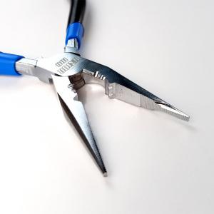 Cleste de electrician multifunctional, 514/1BI UNIOR, negru-albastru, 160 mm, taie sarma 2.2-4 mm  6127822