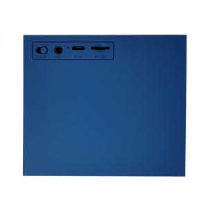 Boxa portabila Blaupunkt BT03BL Bluetooth, 3W, autonomie 7 ore, FM, slot microSD card, cablu incarcare microUSB/USB, cablu conectare Jack 3.5 mm, albastru2