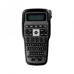 Aparat etichetat Sanco E1000 profesional portabil compatibil cu toate benzile Brother cu latime 6, 9, 12mm, incarcator la retea 230V0