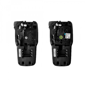 Aparat etichetat Sanco E1000 profesional portabil compatibil cu toate benzile Brother cu latime 6, 9, 12mm, incarcator la retea 230V2