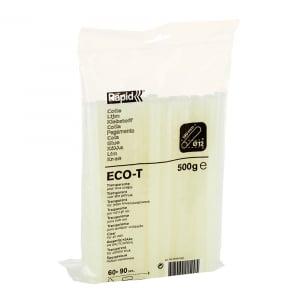 Baton silicon Rapid ECO-T Universal, transparent, Ø12mm, baza EVA, 500 g/pachet 249415009