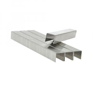 Rapid 140/10 High Performance staples, galvanised flat wire, roofing, 5000 staples/carboard box 119107111