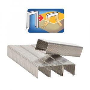 Capse Rapid 140/14 mm, galvanizate, divergente, High Performance, pentru ambalaje, 648 capse/blister 401095761