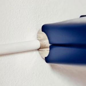 Capse albe Rapid 36/14 mm pentru cabluri, High Performance, galvanizate, semicirculare, divergente, 1000 capse/cutie 118869112