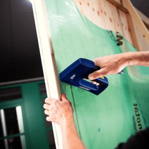 Capsator tacket Rapid ALU740 Dual, reglare forta capsare in 2 trepte, corp aluminiu, grip cauciuc, capse 140/6-14 mm, cuie 8/15, fabricat in Suedia 250723112