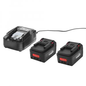 Acumulator Rapid pentru BN64/BN50 18V Li-Ion 3 Ah, incarcare rapida, indicator LED nivel acumulator 50008393