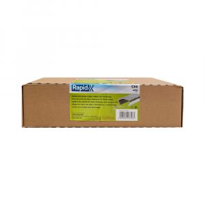 Capse legat via Rapid HOG C50/6-18mm, aluminiu, 4200 buc/cutie0