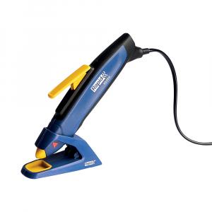 Pistol de lipit Rapid EG Pen, timp incalzire 60 secunde, batoane silicon 7mm diametru 50014748