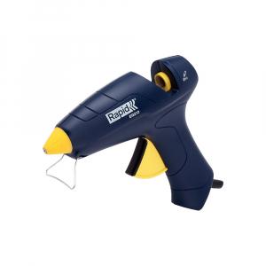 Pistol de lipit Rapid EG212, batoane silicon 12mm, maxim 180⁰C, 200W, debit 250 g/ora, 50004420