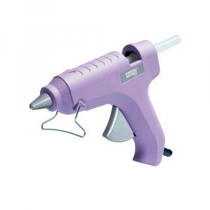 Pistol de lipit Rapid Fun to Fix G1000, include 6 batoane silicon transparent diametru 12mm, 60W, 185°C, debit 150 g/h, 233731000