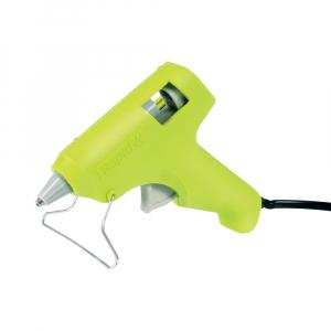 Pistol de lipit Rapid Fun to Fix G1010, include 6 batoane silicon color diametru 7mm, 20W, 185°C, debit 100 g/h, 247721002