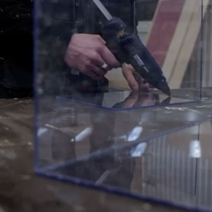 Baton silicon Rapid GEN-T Universal transparent, Ø12mm x 190mm, baza EVA, 10 kg/pachet 403027713