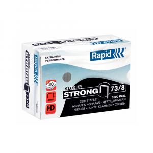 Capsator Cleste Rapid HD31 si o cutie de capse Rapid 73/8, Super Strong 5000 buc/cutie9