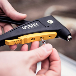 Nituri Rapid High Performance diametru 4.0mm x 14mm, aluminiu, burghiu metal HSS inclus, 50 buc/set 50003856