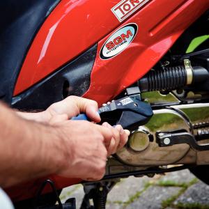 Nituri Rapid High Performance diametru 4.0mm x 14mm, aluminiu, burghiu metal HSS inclus, 50 buc/set 500038513