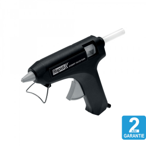 Pistol de lipit Rapid Hobby 12mm, include 6 batoane silicon transparent diametru 12mm, 72W, debit 125 g/h 249280000