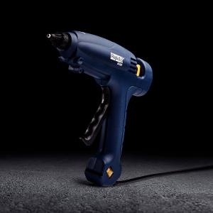 Pistol de lipit Rapid EG320 PRO multi-functional, baton lipici 12 mm diametru, putere 120W, temperatura lucru auto reglabila 195°C, debit lipici 1000 g/h,  actionare tragaci cu 4 degete, 50003264
