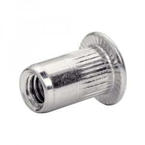 Piulite Nit Tubulare cu filet interior Rapid M4, diametru 5.9mm, otel cromat, burghiu HSS inclus, 20 buc/blister 50006715