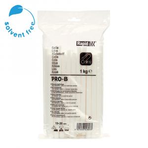 Baton silicon Rapid PRO-B Sanitar si Cabluri, alb, Ø12mm x 190mm, baza EVA, 1 kg/pachet 403028031