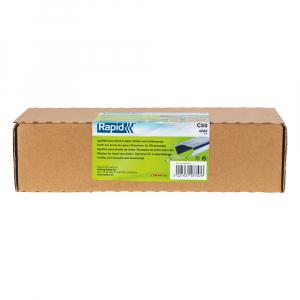 Set Cleste legat via Rapid LIG150, cu magazie si 2 cutii de Capse pentru vie C50/4-14mm, galvanizate, 4.200/cutie8