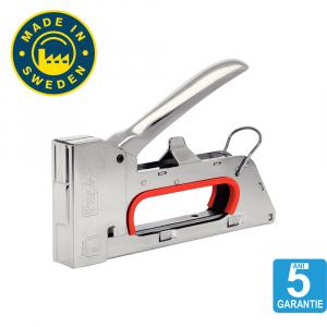 Capsator tacker Rapid PRO R153E, capse 53/4-8 mm, 5 ani garantie, fabricat in Suedia 205110501