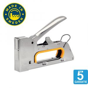 Capsator tacker Rapid PRO R23E, ergonomic, capse 13/4-8 mm, 5 ani garantie, fabricat in Suedia 106005211
