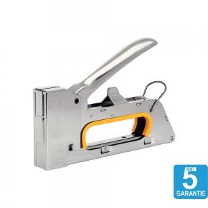 Capsator tacker Rapid PRO R23E, ergonomic, capse 13/4-8 mm, 5 ani garantie, fabricat in Suedia 106005210