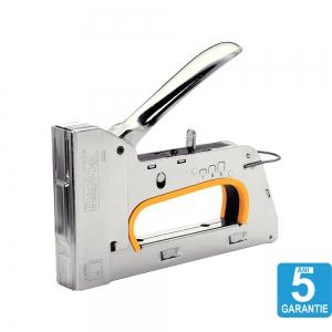 Capsator tacker Rapid PRO R33E, ajustare forta capsare in 3 trepte, capse 13/6-14 mm, 5 ani garantie, fabricat in Suedia 105825210