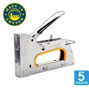 Capsator tacker Rapid PRO R33E, ajustare forta capsare in 3 trepte, capse 13/6-14 mm, 5 ani garantie, fabricat in Suedia 105825211