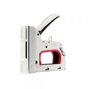 Capsator tacker Rapid PRO R353E kit cu servieta + 5000 capse, ajustare forta capsare in 3 trepte, capse 53/6-14 mm, include capse Rapid 53/6 (2500 buc/cutie) + capse Rapid 53/8 (2500 buc/cutie)10