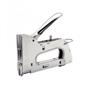 "Capsator tacker cabluri Rapid PRO 36E, capse semirotunde ""U"" 36/10-14 mm, reglare forta capsare in 3 trepte, diametru cablu 6 mm, joasa tensiune, 5 ani garantie, fabricat in Suedia 205118110"