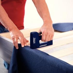 Capsator tacker Rapid R253E, reglare forta capsare, capse 53/6-14 mm, 3 ani garantie, fabricat in Suedia 50000622