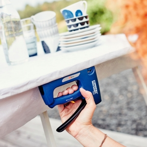 Capsator tacker Rapid R253E, reglare forta capsare, capse 53/6-14 mm, 3 ani garantie, fabricat in Suedia 50000626