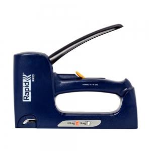 Capsator tacket Rapid R453E Dual, reglare forta capsare, capse 53/6-14 mm, cuie 8/15, 3 ani garantie, 200095027