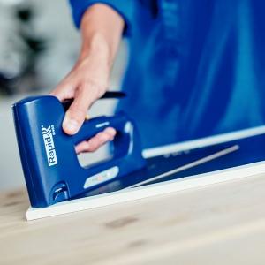 Capsator tacket Rapid R453E Dual, reglare forta capsare, capse 53/6-14 mm, cuie 8/15, 3 ani garantie, 200095024