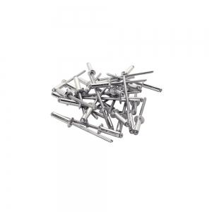 Popnituri Rapid Standard Alu - diametrul de 3.2 x 8 mm, aluminiu, 100 buc/ punga2